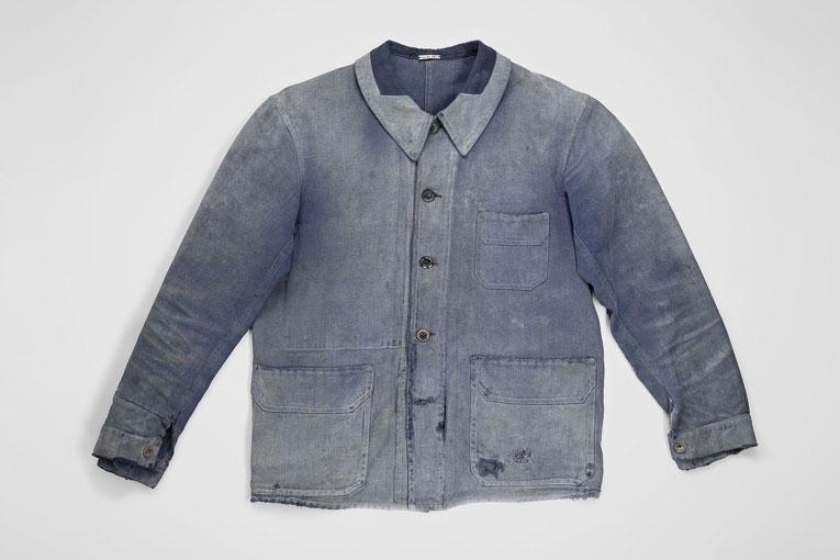 L'exposition sur les bleus de travail au Mucem a su attirer du monde. [©Mucem]