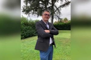 Portrait de Jérôme Montané, nouveau président élu à l'UNICEM Auvergne Rhône-Alpes. [©UNICEM]