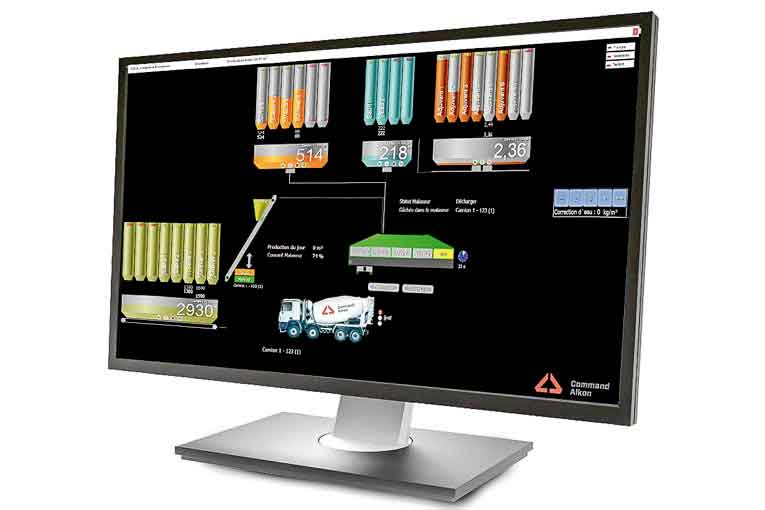 Le BPE monégasque EMT vient d'opter pour la suite de logiciels Command Alkon. [©Command Alkon]