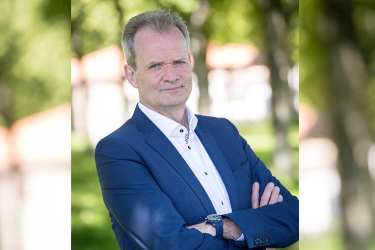 Benoît Hennaut, président du directoire du groupe Herige depuis septembre 2021. [©Herige]