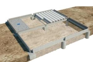 Des longrines sur mesure et des planchers conformes à la Loi Elan. [©KP1]