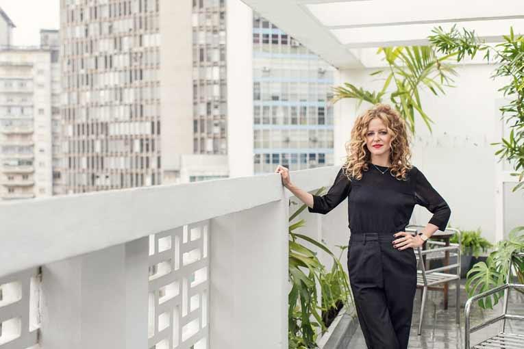 Carolina Bueno, architecte brésilienne, décédé récemment. [©Agence Tryptique]