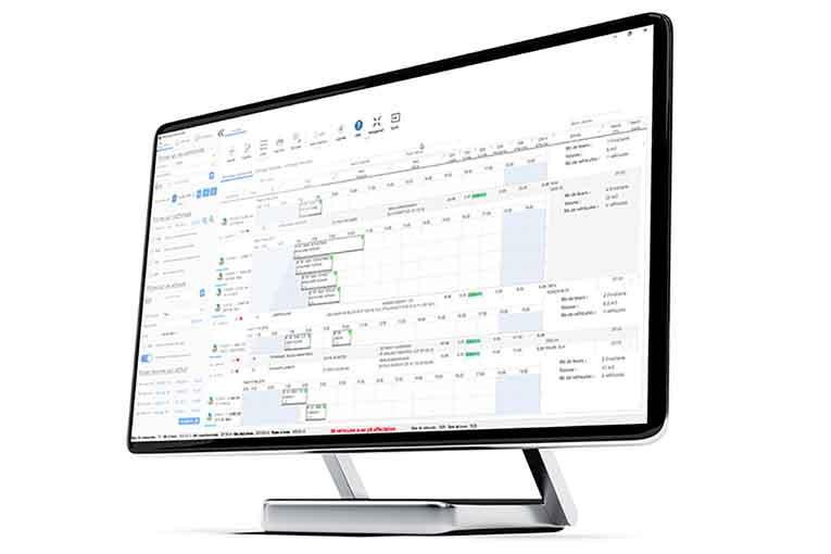 Le logiciel RSA Dispatch vient s'ajouter à la suite de solutions de RSAI.  [©RSAI]