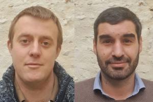 Alex Sundermann et Xavier Laborde, ingénieurs et fondateurs du bureau d'études Construire. [©Construire]