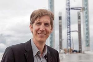 Thomas Lavigne, architecte à l'agence Architecture et Ouvrages d'Art : « Le Bfup se rapproche du métal. On arrive à faire des choses surprenantes à l'œil, avec de grandes portées ». [©DR]