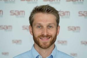 Alexander Kraus est le responsable commercial centrales à béton de SBM. [©SBM]