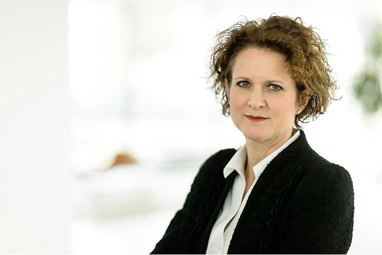 Ursula Soritsch-Renier est nommée directrice du digital et des systèmes d'information du groupe Saint-Gobain. [©DR]
