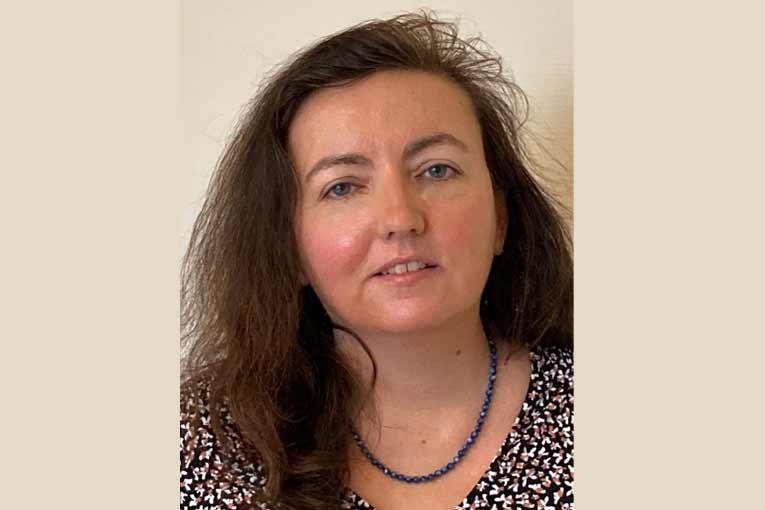 Pascale Thery, la nouvelle directrice de l'usine de Chalon-sur-Saône, remplace Christophe Rogier. [©Isover]
