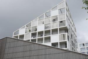 L'activité de la façade a enregistré un recul de 11 %, en 2020. [©ACPresse]
