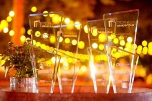 Les différents Trophées de l'édition 2020. [©DLR 2020]