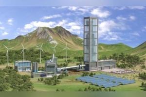 La cimenterie de demain n'émettra sans doute plus de CO2, capté à 100 %, et fonctionnera à l'oxygène pur... [©Thyssenkrupp]