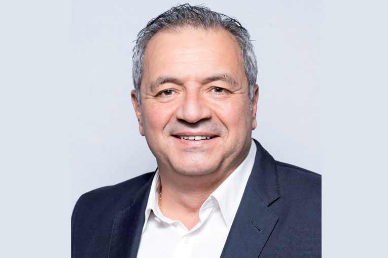 Jean-Marie Modica est le directeur général activité matériaux de Cemex France Sud. [©Cemex]