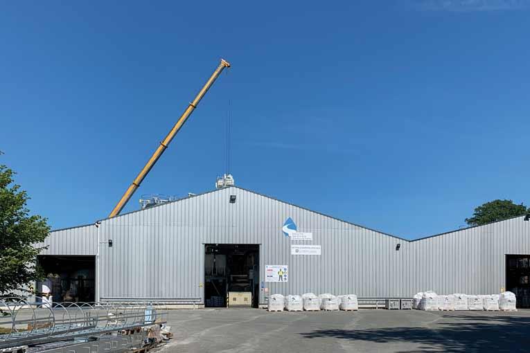 Route Service Industrie est installé sur la commune d'Heudebouville, dans l'Eure. [©RSI]