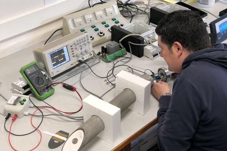 Hydrostop développe et fabrique ses propres capteurs. [©Hydrostop]