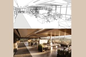 La nouvelle mouture d'Enscape s'offre un tout nouveau look qui aidera les architectes à concevoir et à visualiser leurs projets de manière plus intuitive. [©Enscape]