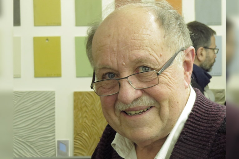 Bernard Delabrèche,   anciens collaborateurs chez Pieri est décédé.