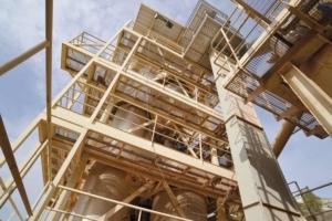 Le Métaflash-HP d'Argeco Développement est une addition minérale destinée à la formulation de bétons à hautes performances et haute durabilité. [©Argeco Développement]