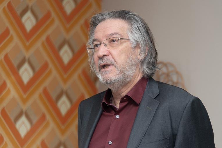 Philippe Gruat est le nouveau président de l'Association française des industries des produits de construction (AIMCC). [©ACPresse]