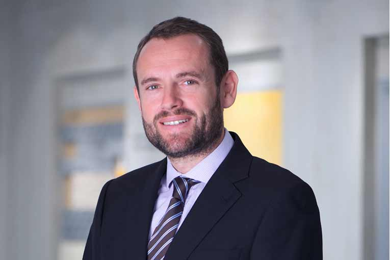 Sébastien Debétencourt est le nouveau directeur de l'activité toitures de Sika. [©Sika]