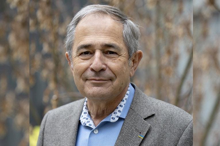 Luc Charmasson, président du CSF bois. [©CSF bois]