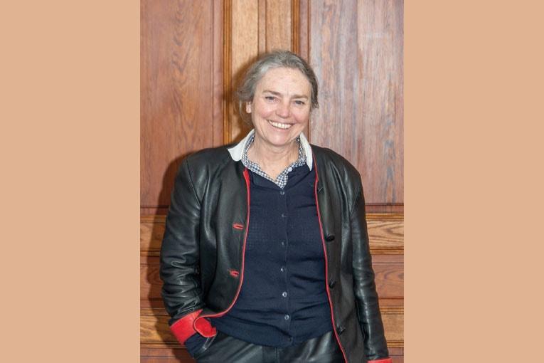 Aline Magnien, directrice du LRMH : « La création du pôle Béton s'est faite progressivement, suite à des retours du terrain. » [©ACPresse]