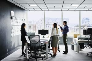 Ecophon lance Master Eg, un nouveau système de plafond acoustique. [©Ecophon]