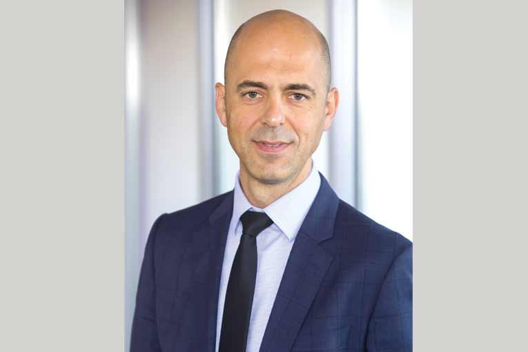 Franck Le Nuellec, directeur marketing, développement et innovation stratégique au CCCA-BTP. [©Franck Le Nuellec]