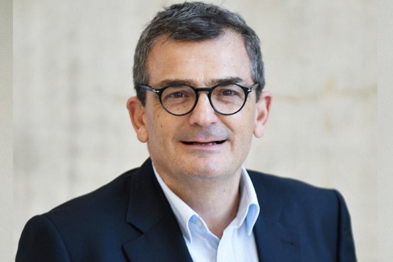 Philippe Cohet, le nouveau président élu de la fédération DLR.