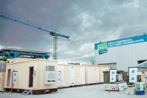Le site de production d'EPCO à Orange. [©EPCO]
