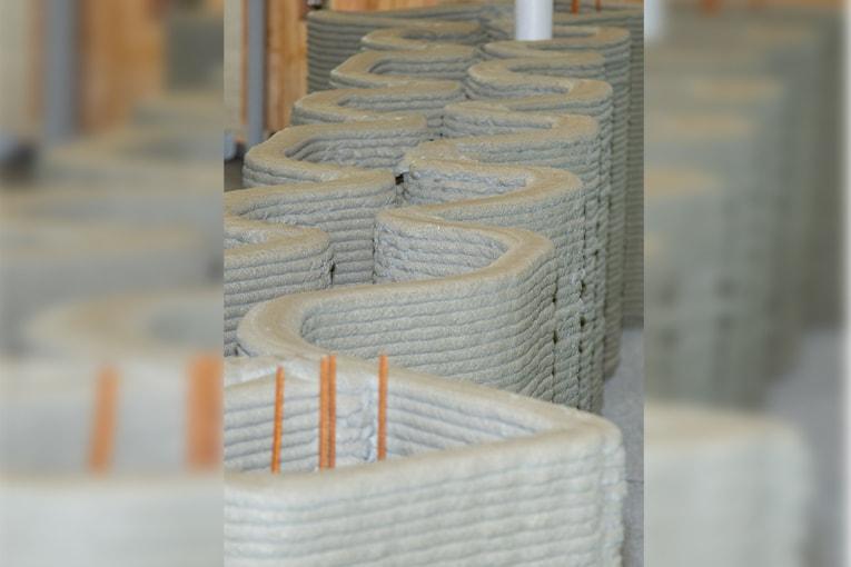 La fabrication additive marque une rupture dans la manière de construire. [©ACPresse]