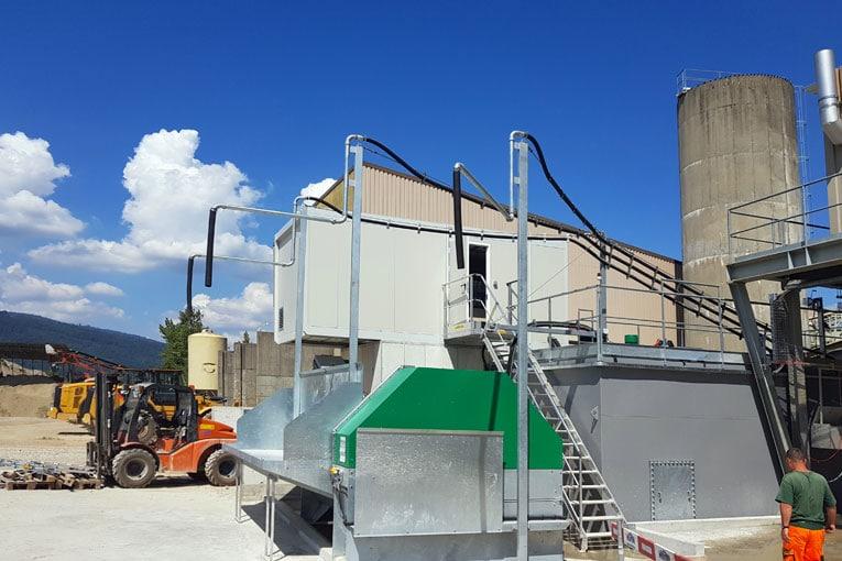 Bien dimensionné, un système de recyclage permet de gérer les eaux industrielles en circuit fermé. [©Bibko]