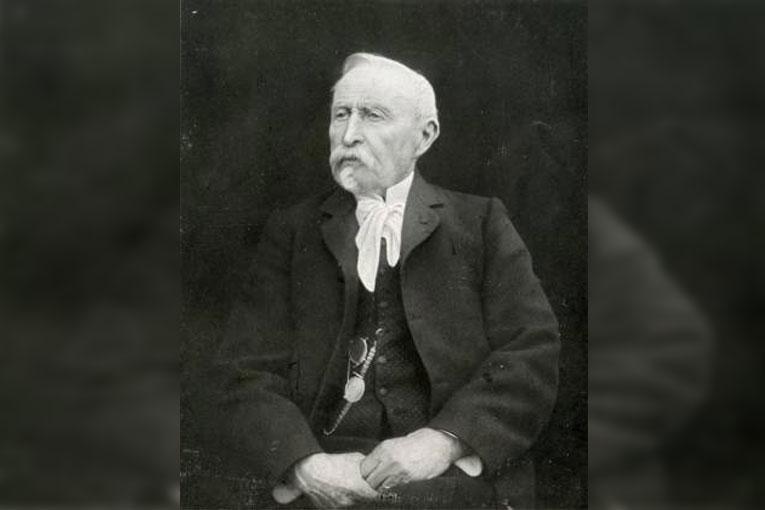 Anatole de Baudot (1834-1915) est connu pour son utilisation du ciment armé. [©DR]