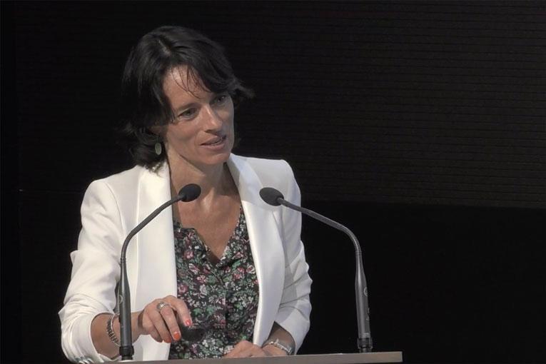 Isabelle Alfano, directrice du salon Construction Days : « Ce rendez-vous s'affiche comme l'évènement de la reprise ». [©DR]