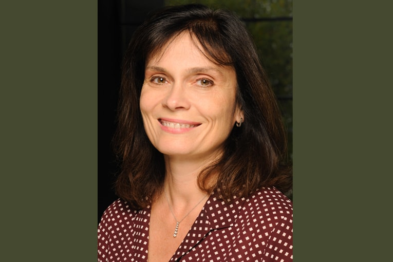 Michèle Duval vient d'être nommée directrice du pôle béton. [©Sika]