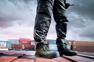 La nouvelle gamme de chaussures Heckel intègre deux technologies innovantes, afin de limiter la fatigue.[©Heckel]