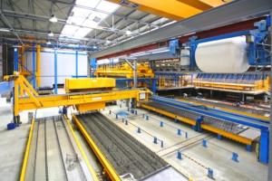 Les MCI sont produits au sein d'usines qui sont de plus en plus automatisées. [©Progress Group]