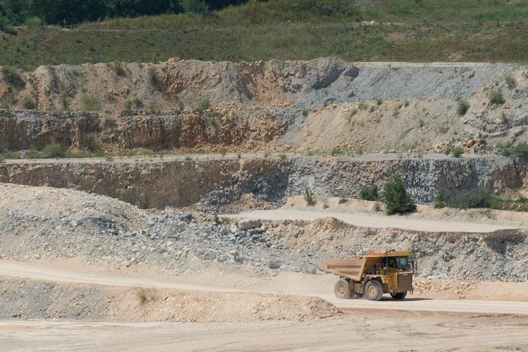 En Nouvelle-Aquitaine, les carrières et matériaux de construction ont généré un chiffre d'affaires de 1,09 Md€. [©ACPresse]