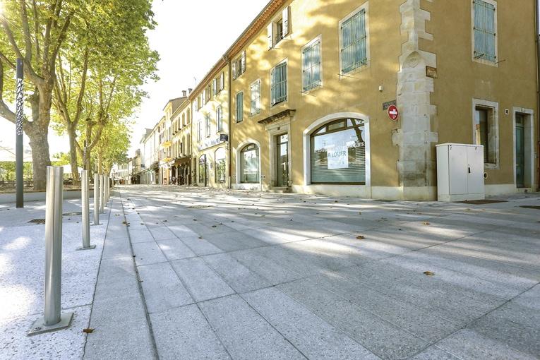 La nouvelle place Soult de Castres. [©Kronimus]