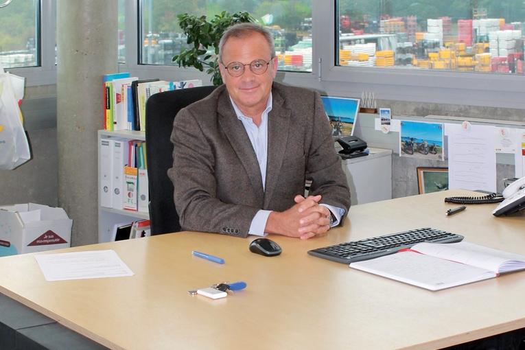 Jean-Michel Gueguen est le directeur général de Peri France.  [©Peri]