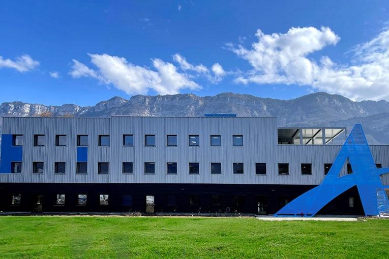 « […] Nos équipes sont désormais dynamisées par la perspective d'une nouvelle étape de croissance », déclare Alexandre Souvignet, président d'Alphi. [©Alphi]