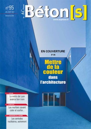 Béton[s] le Magazine 95