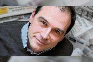 Filière ouate de cellulose : Jean-Michel Bœuf, président de l'Ecima et créateur de Ouattitude. [©Ecima]