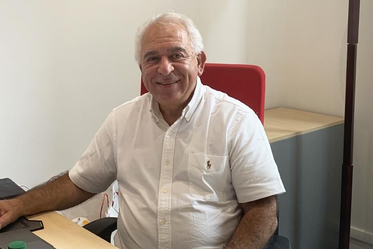 Gérard Sénior a été élu à la présidence de Qualibat.[©ACPresse]