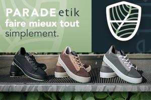 La nouvelle gamme Etik de Parade. [©Parade]