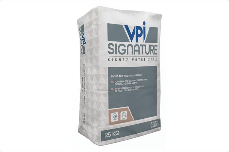 Avec VPI Signature, Vicat propose de personnaliser les façades avec des effets de teintes, de reliefs, de motifs ou de textures.