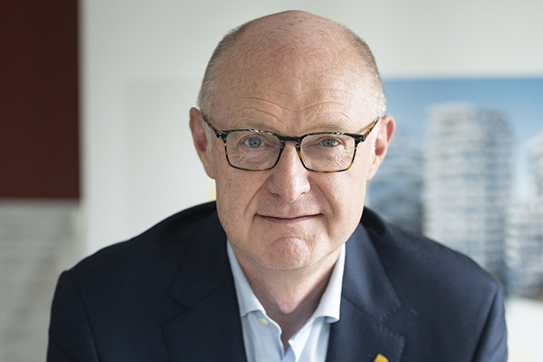 Philippe Boussemart, directeur général chez Sto. [©Sto]