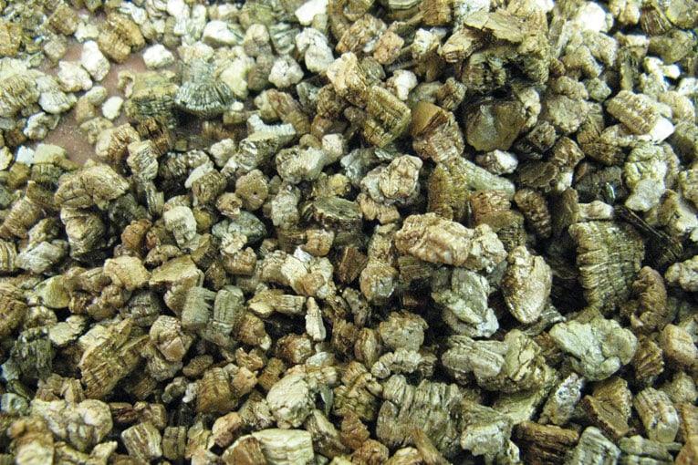 La vermiculite à l'état naturel. [©DR]