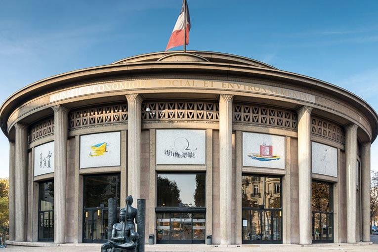 Le palais de Iéna est ouvert pour les Journées du Patrimoine le week-end du 18 et 19 septembre. [©AC Presse]