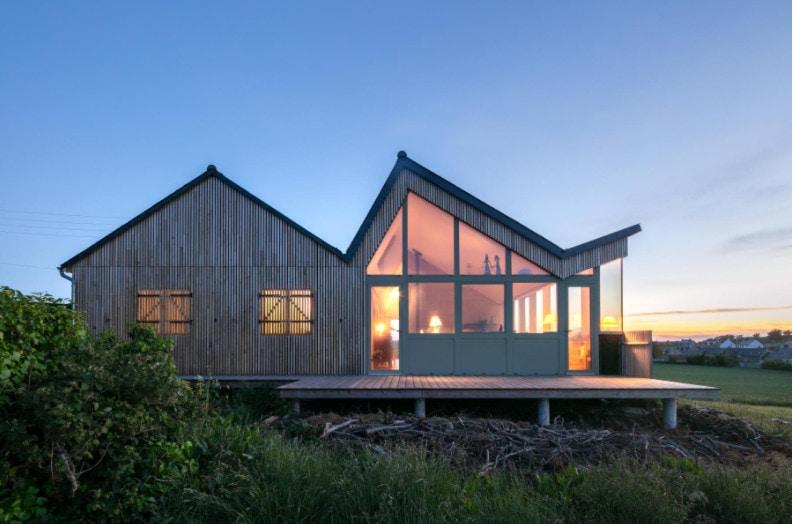 Lauréat Maison Individuelle pour la construction bois