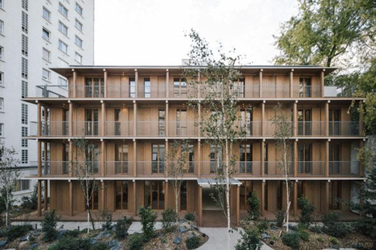 Lauréat Equipement / tertiaire / logement collectif du PNCB